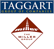 Taggart and Miller logos